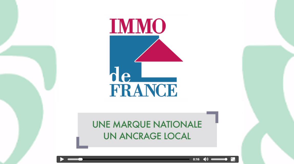 IMMO DE FRANCE RESEAU PROCIVIS SERVICES IMMOBILIERS