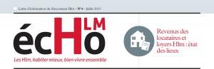 Echo HLM 2015 mouvement hlm procivis