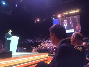 Discours de clôture par le Président de la République - Congrès USH
