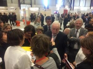 Conférence de presse Jean-Louis DUMONT-Congrès HLM