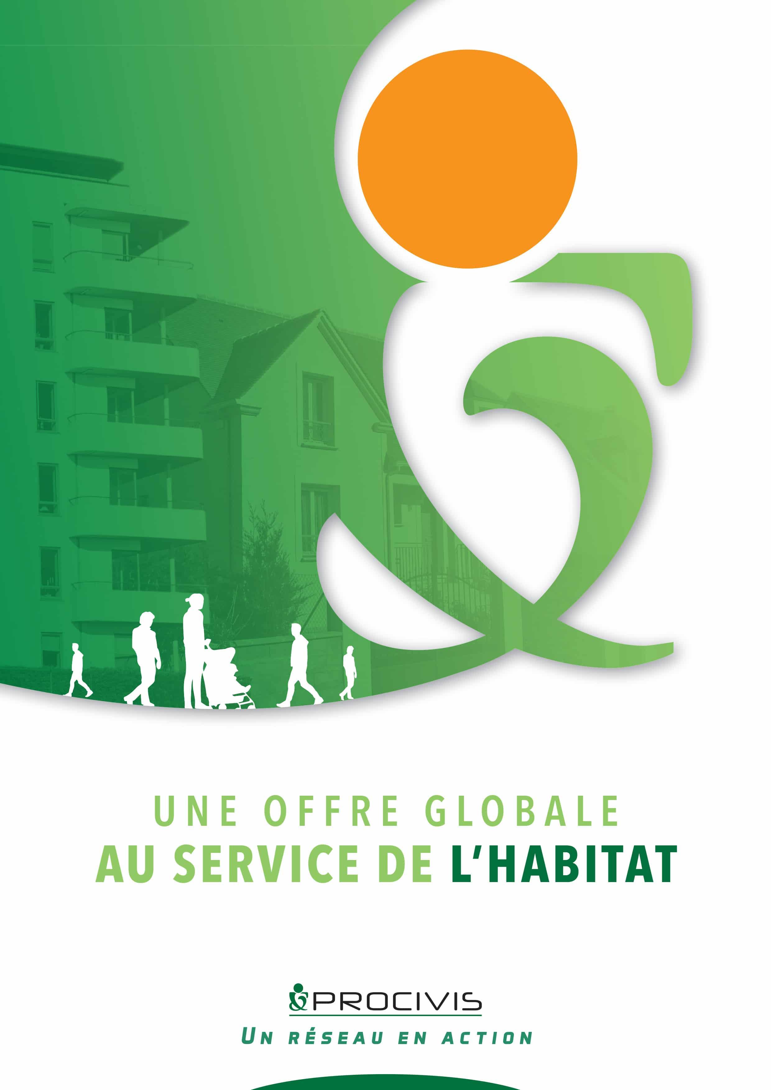 procivis plaquette réseau offre globale service habitat immobilier social