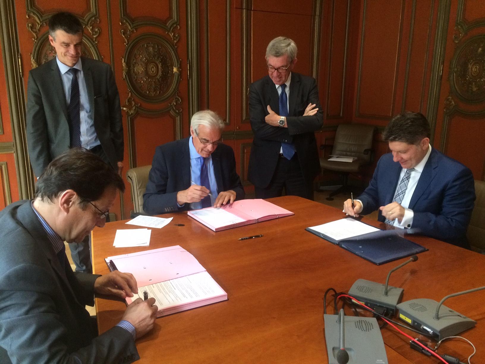 IMMO de France et le Groupe 3F (Solendi – Action Logement) : signature d'une convention de partenariat