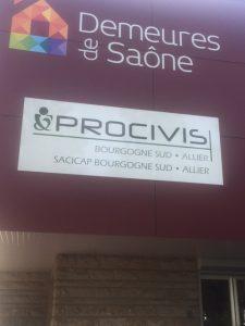 PROCIVIS - Sacicap Bourgogne Sud Allier