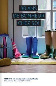 Découvrez notre livre « 30 ans de bonheur chez soi » par Maisons d'en France