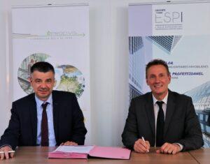 Signature Groupe ESPI -Procivis - 15 juin 2021-Credit Michel Roullier